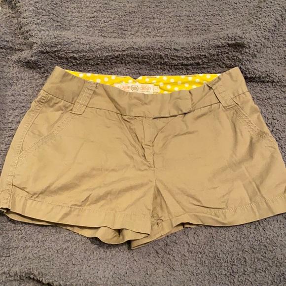 J Crew shorts 🩳 🌞